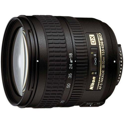 【中古】【1年保証】【美品】Nikon AF-S DX 18-70mm F3.5-4.5G ED