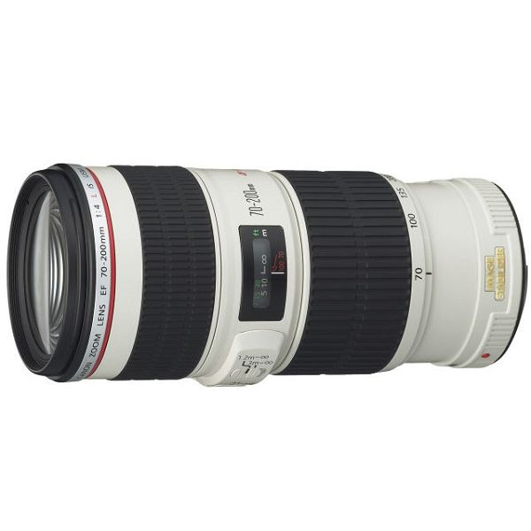 【中古】【1年保証】【美品】Canon EF 70-200mm F4L IS USM