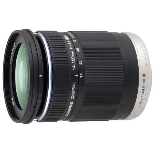 【中古】【1年保証】【美品】OLYMPUS M.ZUIKO DIGITAL ED 14-150mm F4-5.6