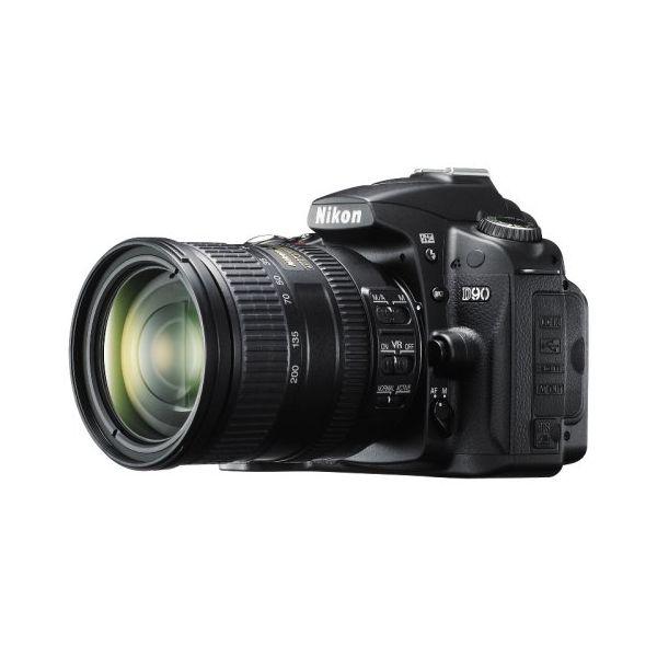 【中古】【1年保証】【美品】Nikon D90 AF-S DX VR 18-200mm G レンズキット