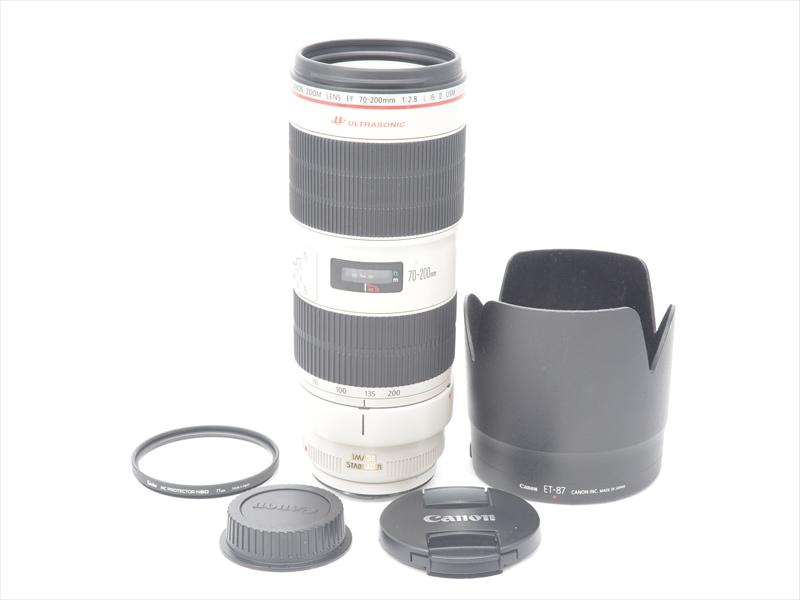 【あす楽】【中古】【1年保証】【美品】 Canon EF 70-200mm F2.8L IS II USM