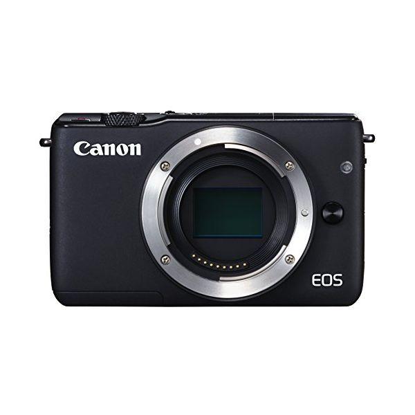 【中古】【1年保証】【美品】Canon EOS M10 ボディ ブラック