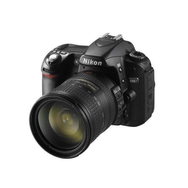 【中古】【1年保証】【美品】 Nikon D80 AF-S DX VR 18-200mm G レンズキット