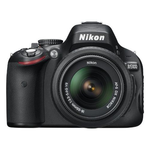 【中古】【1年保証】【美品】 Nikon D5100 18-55mm VR レンズキット