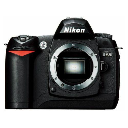 【中古】【1年保証】【美品】 Nikon D70S ボディ BODY