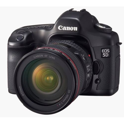 【中古】【1年保証】【美品】Canon EOS 5D 初代 EF 24-105mm F4L IS USM