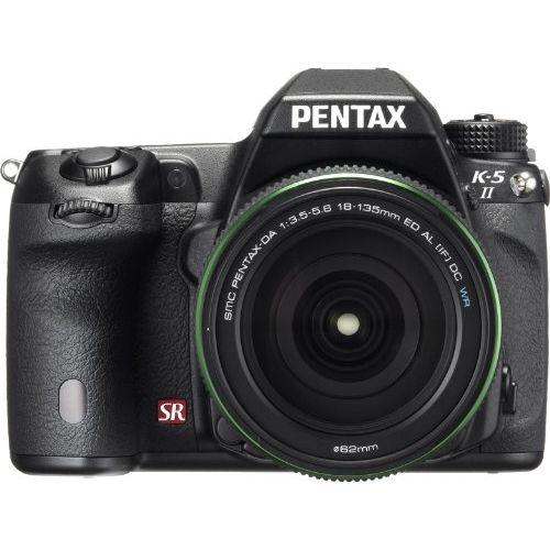 【中古】【1年保証】【美品】 PENTAX K-5II レンズキット DA 18-135mm WR