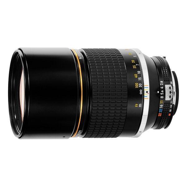 【中古】【1年保証】【美品】 Nikon Ai-S 180mm F2.8 ED