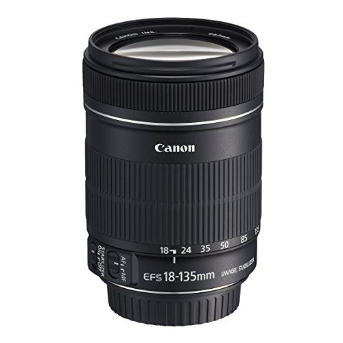【中古】【1年保証】【美品】Canon EF-S 18-135mm F3.5-5.6 IS