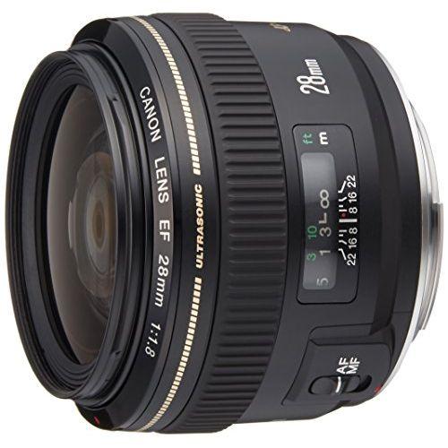 【中古】【1年保証】【美品】Canon EF 28mm F1.8 USM