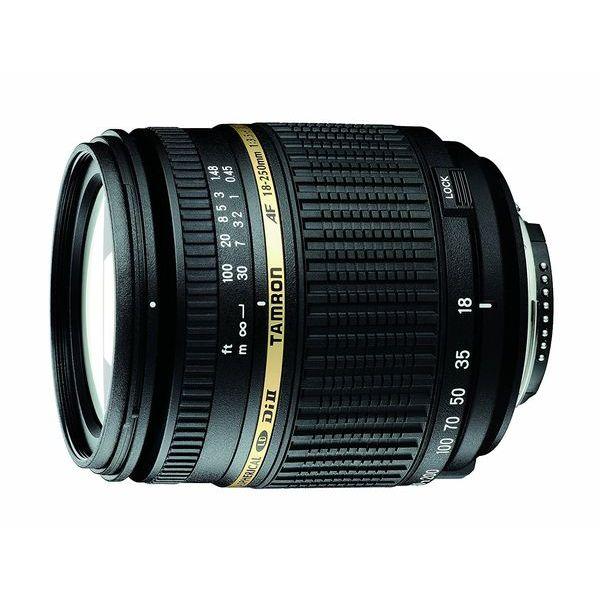 【中古】【1年保証】【美品】 TAMRON AF 18-250mm F3.5-6.3 DiII LD ニコン A18NII