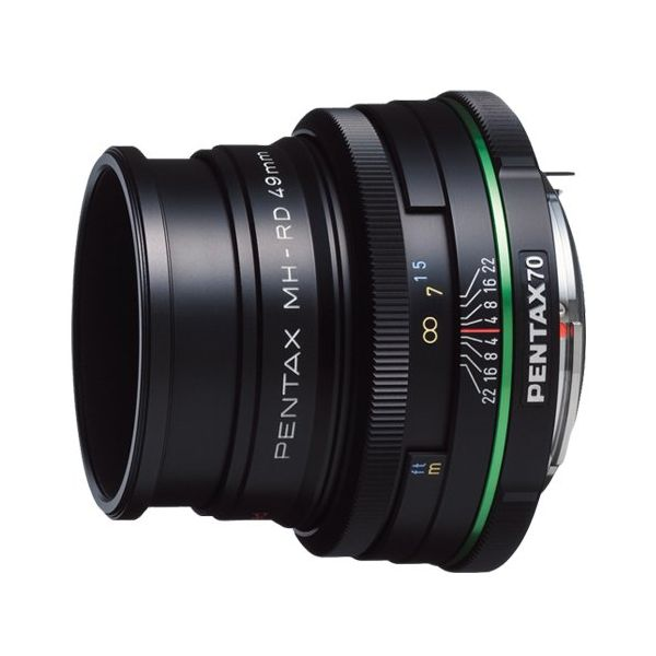 【中古】【1年保証】【美品】 PENTAX DA 70mm F2.4 Limited ブラック