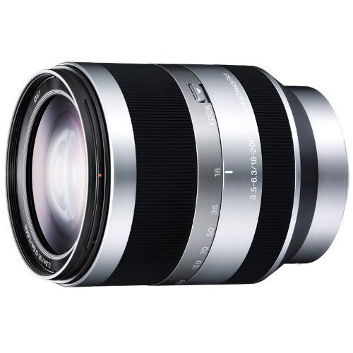 【中古】【1年保証】【美品】SONY E 18-200mm F3.5-6.3 OSS SEL18200