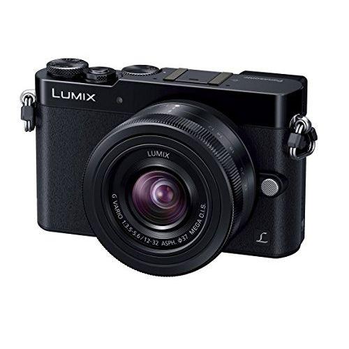 【中古】【1年保証】【美品】Panasonic LUMIX GM5 レンズキット ブラック