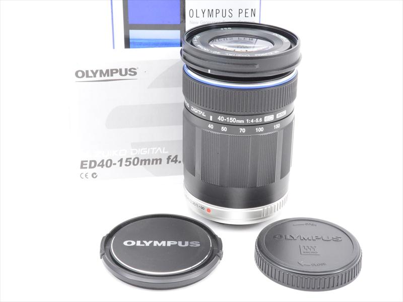 【あす楽】【中古】【1年保証】【美品】 OLYMPUS M.ZUIKO ED 40-150mm F4.0-5.6