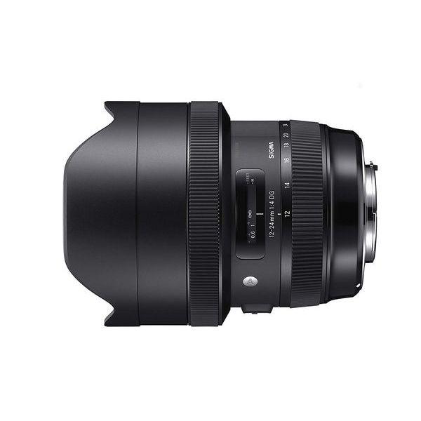 【中古】【1年保証】【美品】SIGMA Art 12-24mm F4 DG HSM キヤノン