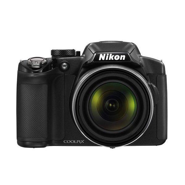 【中古】【1年保証】【美品】Nikon COOLPIX P510 ブラック