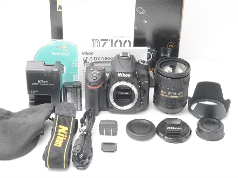 Nikon D7100 ボディ 【美品】 【中古】 【1年保証】