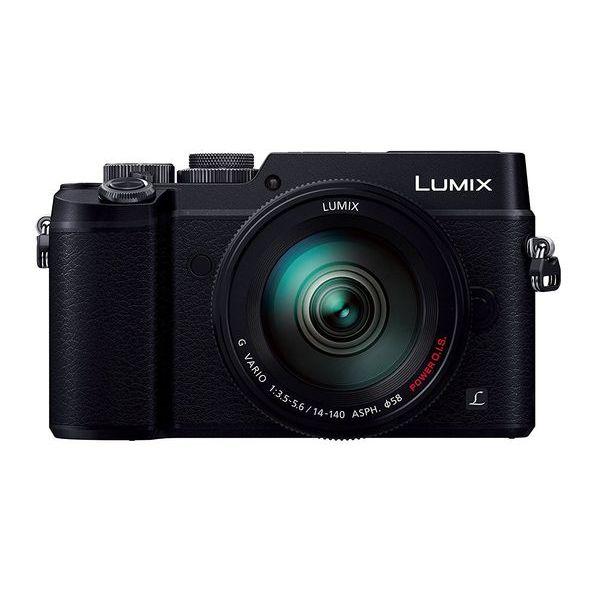 【中古】【1年保証】【美品】Panasonic LUMIX GX8 14-140mm 付属 ブラック