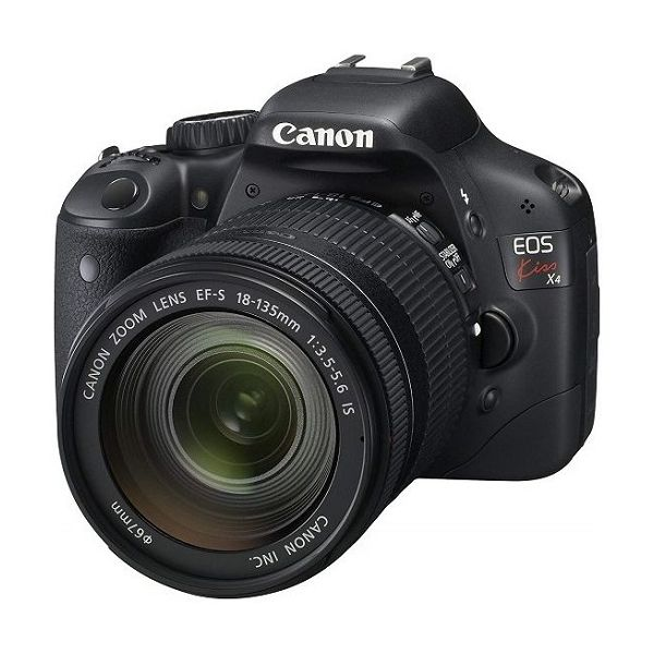 【中古】【1年保証】【美品】Canon EOS Kiss X4 18-135mm IS レンズキット