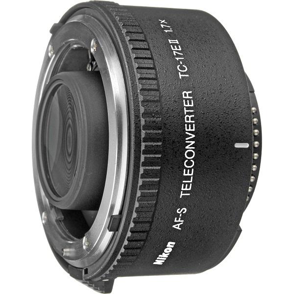 【中古】【1年保証】【美品】Nikon テレコンバーター AF-S TC-17E II