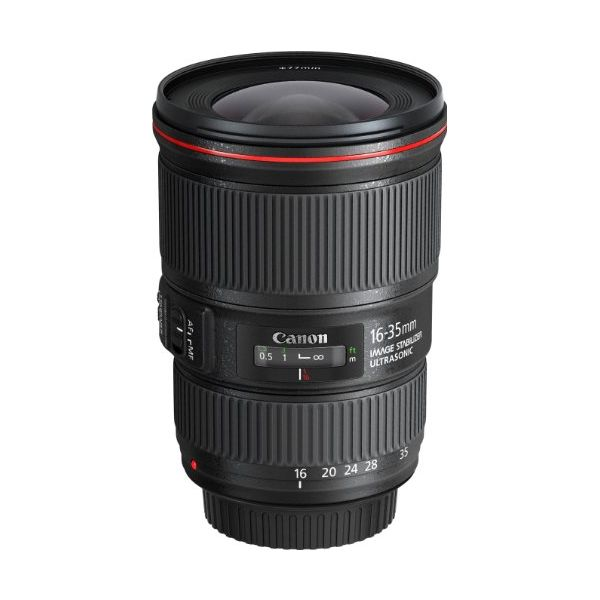【中古】【1年保証】【美品】 Canon EF 16-35mm F4L IS USM