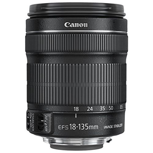 【中古】【1年保証】【美品】 Canon EF-S 18-135mm F3.5-5.6 IS STM
