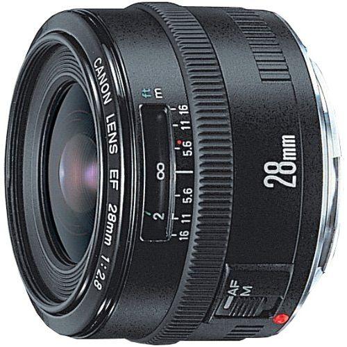 【中古】【1年保証】【美品】Canon EF 28mm F2.8