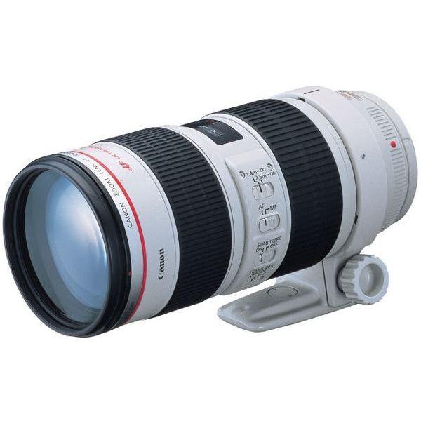 【中古】【1年保証】【美品】Canon EF 70-200mm F2.8L IS USM