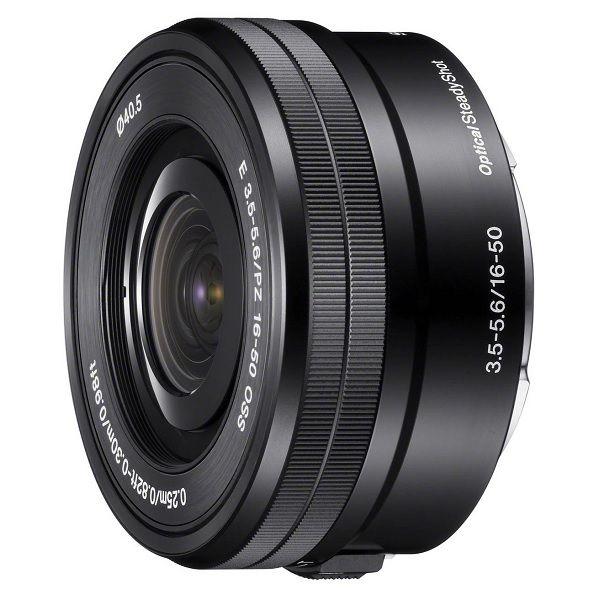 【中古】【1年保証】【美品】 SONY E PZ 16-50mm F3.5-5.6 OSS ブラック