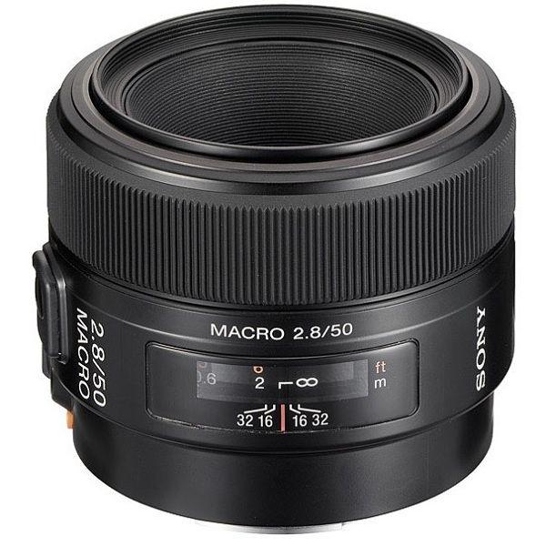 【中古】【1年保証】【美品】SONY 50mm F2.8 Macro SAL50M28