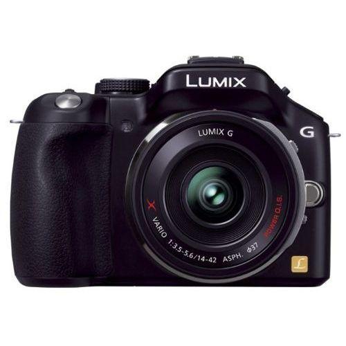 【中古】【1年保証】【美品】 Panasonic LUMIX G5 電動ズーム付属 ブラック