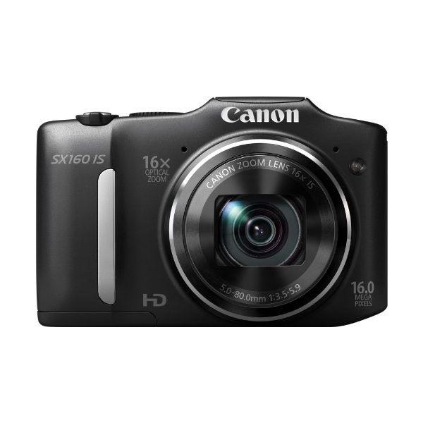 【中古】【1年保証】【美品】 Canon PowerShot SX160 IS