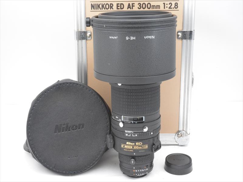 【あす楽】【中古】【1年保証】【美品】 Nikon AF ED 300mm F2.8