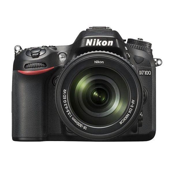 【中古】【1年保証】【美品】 Nikon D7100 18-300mm F3.5-6.3G VR