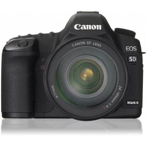 【中古】【1年保証】【美品】Canon EOS 5D Mark II EF 24-105 L IS