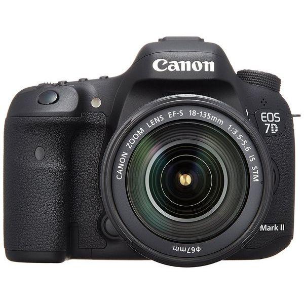 【中古】【1年保証】【美品】Canon EOS 7D Mark II EF-S 18-135mm IS STM