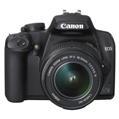 【中古】【1年保証】【美品】Canon EOS Kiss F レンズキット