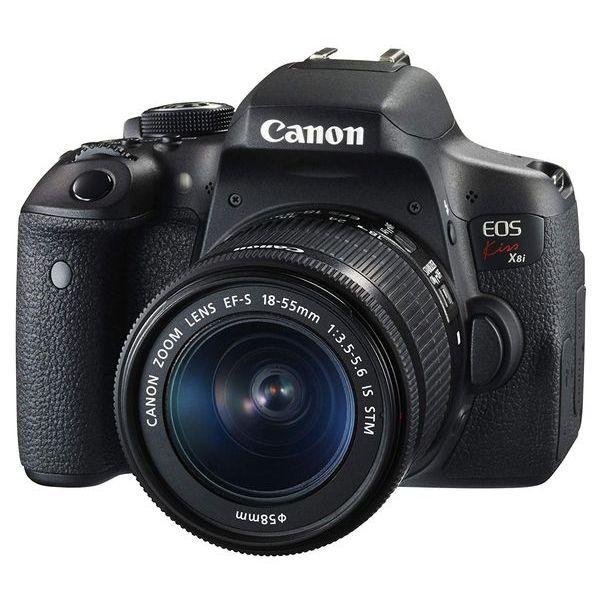 【中古】【1年保証】【美品】Canon EOS Kiss X8i 18-55mm IS STM レンズキット