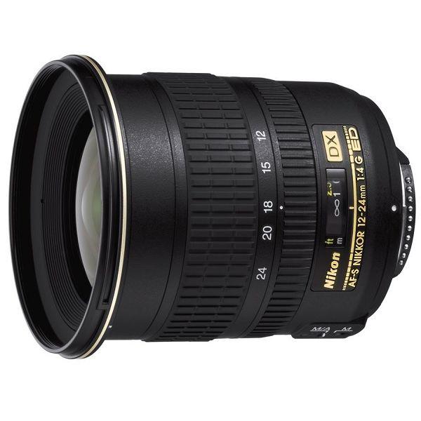 【中古】【1年保証】【美品】 Nikon 超広角 AF-S DX Zoom 12-24mm F4G ED