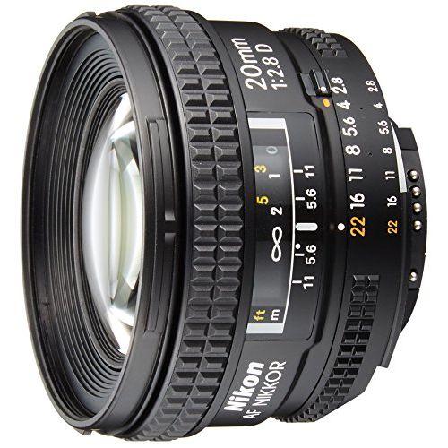 【中古】【1年保証】【美品】 Nikon 単焦点レンズ Ai AF 20mm F2.8D
