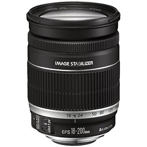 【中古】【1年保証】【美品】 Canon EF-S 18-200mm F3.5-5.6 IS