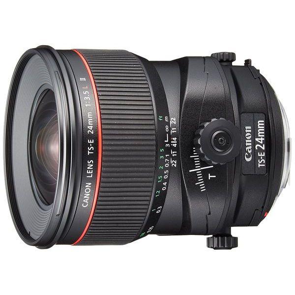【中古】【1年保証】【美品】 Canon TS-E 24mm F3.5L II シフトレンズ