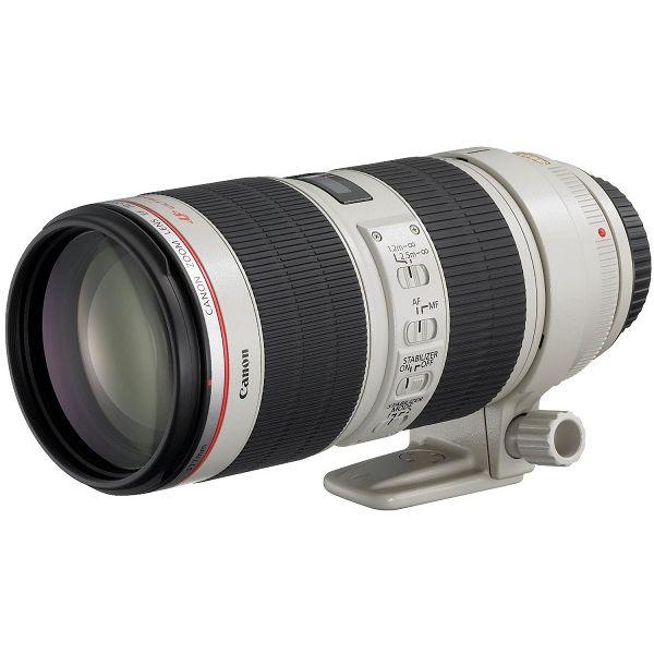 【中古】【1年保証】【美品】Canon EF 70-200mm F2.8L IS II USM