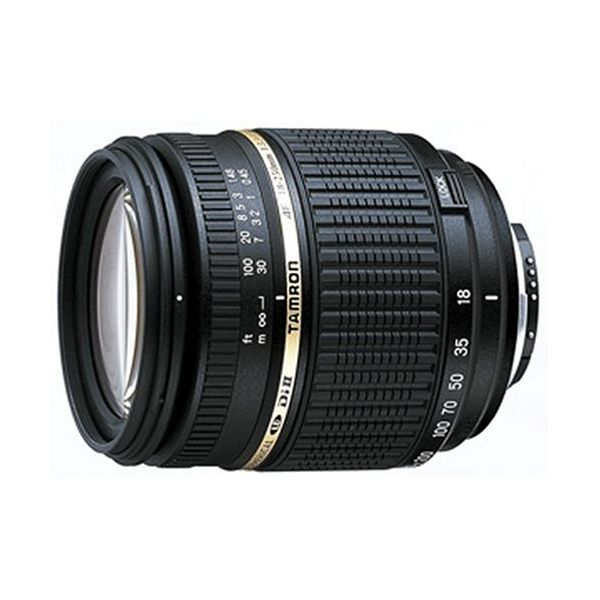【中古】【1年保証】【美品】TAMRON AF 18-250mm F3.5-6.3 Di II LD ソニー A18S