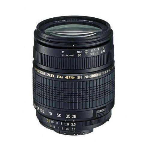 【中古】【1年保証】【美品】TAMRON 28-300mm F3.5-6.3 XR Di LD キヤノン A061E