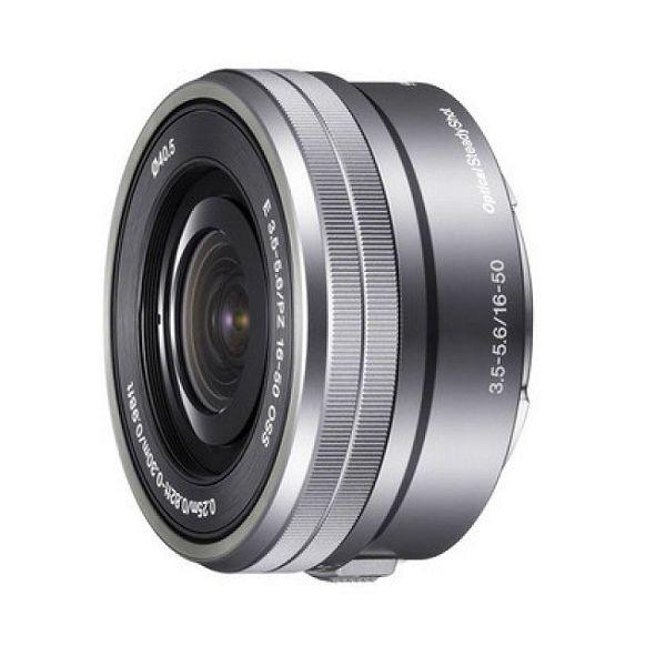 【中古】【1年保証】【美品】SONY E PZ 16-50mm F3.5-5.6 OSS SELP1650 シルバー