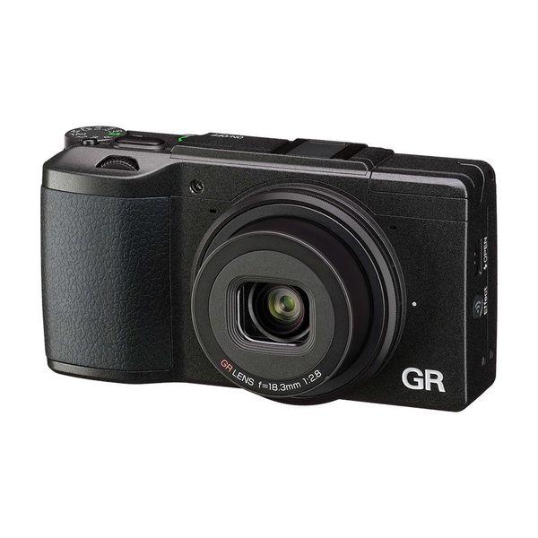 【中古】【1年保証】【美品】 RICOH デジタルカメラ GR II