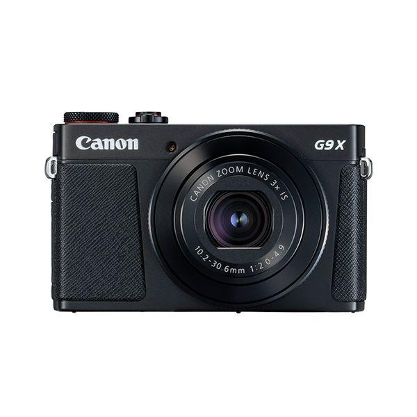 【中古】【1年保証】【美品】Canon PowerShot G9X Mark II ブラック