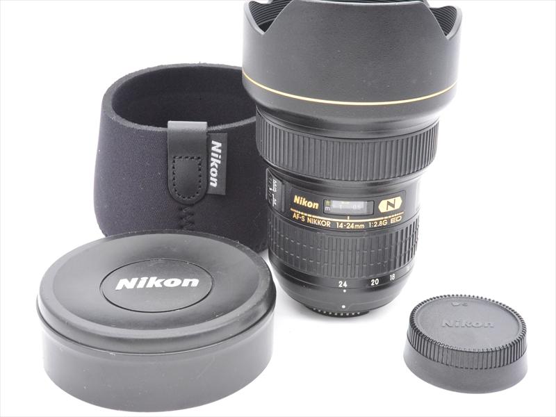 【あす楽】【中古】【1年保証】【良品】 Nikon AF-S 14-24mm F2.8G ED